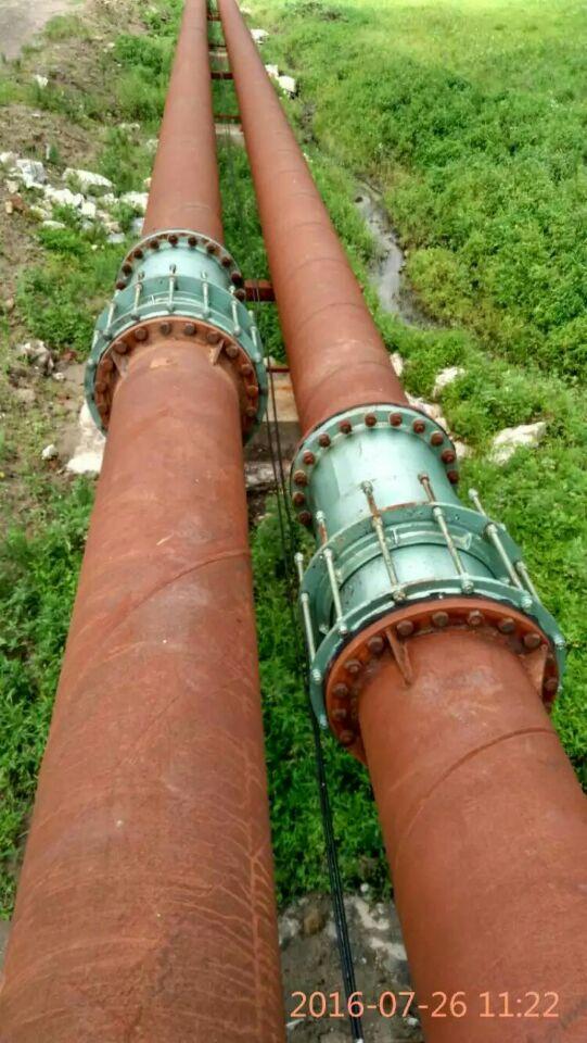 管道伸缩器(衬胶型)